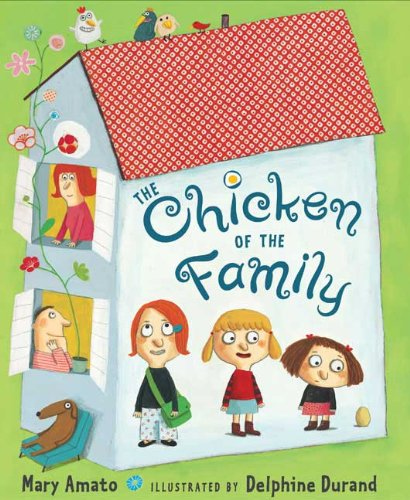 9780399241963: The Chicken of the Family