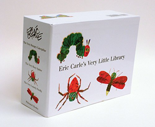 9780399242045: Eric Carle's Very Little Library