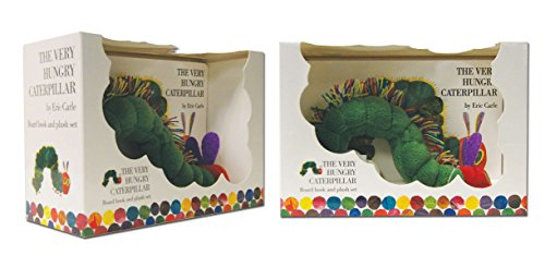 9780399242052: The Very Hungry Caterpillar Board Book and Plush [With Plush] (Book&Toy)