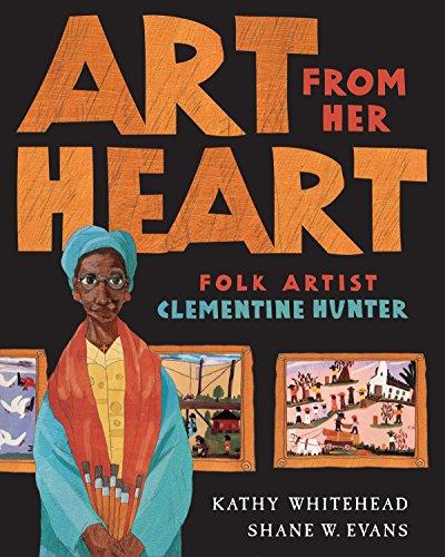 9780399242199 Art From Her Heart Folk Artist Clementine