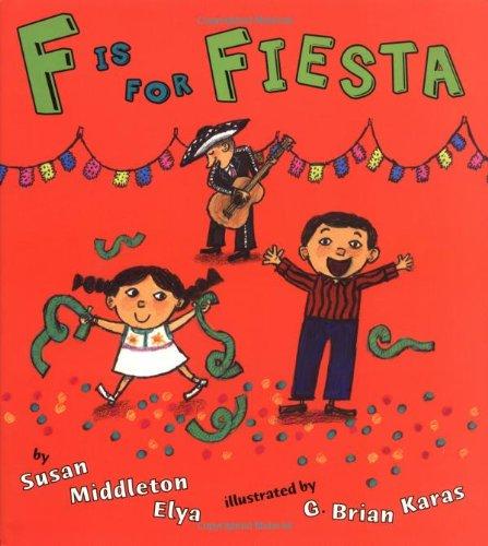 9780399242250: F Is for Fiesta