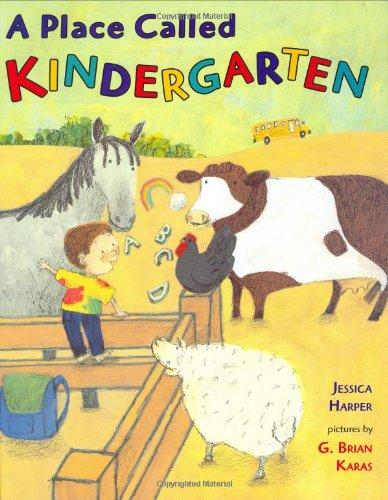 9780399242267: A Place Called Kindergarten