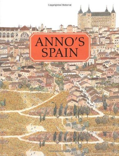 9780399242380: Anno's Spain
