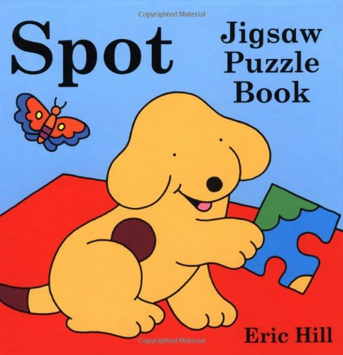 9780399242397: Spot's Jigsaw Puzzle Book