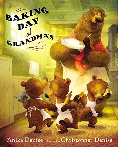 Baking Day at Grandma's: Denise, Anika/ Denise,