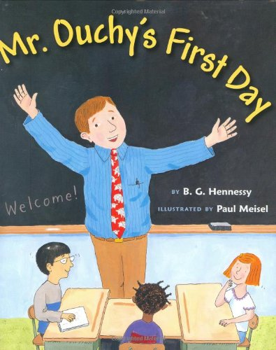 9780399242489: Mr. Ouchy's First Day