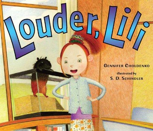 Louder, Lili: Choldenko, Gennifer