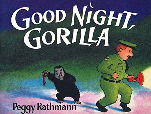 9780399242601: Good Night, Gorilla (oversized board book)
