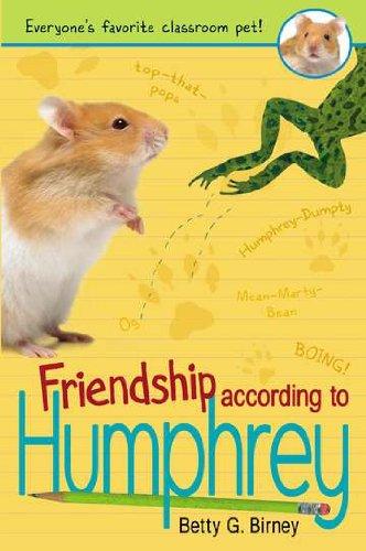 9780399242649: Friendship According to Humphrey