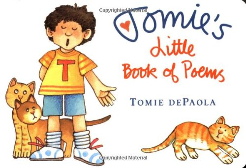9780399242700: Tomie's Little Book of Poems