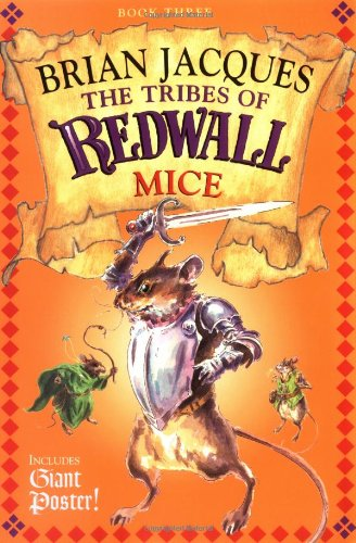 9780399242830: Tribes of Redwall: Mice: 3 (The Tribes of Redwall)