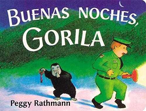9780399243004: Buenas noches, Gorila (Spanish Edition)