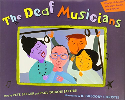 9780399243165: The Deaf Musicians