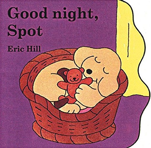 9780399243196: Good night, Spot