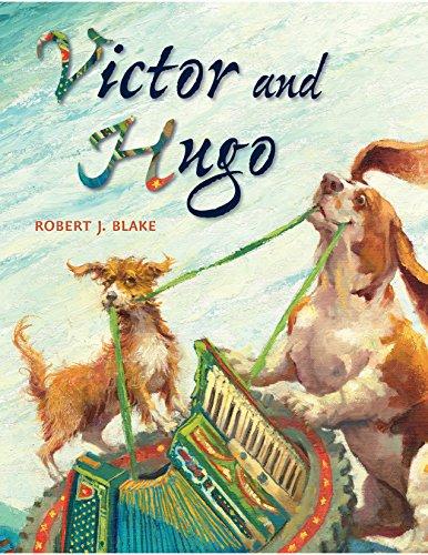 9780399243240: Victor and Hugo