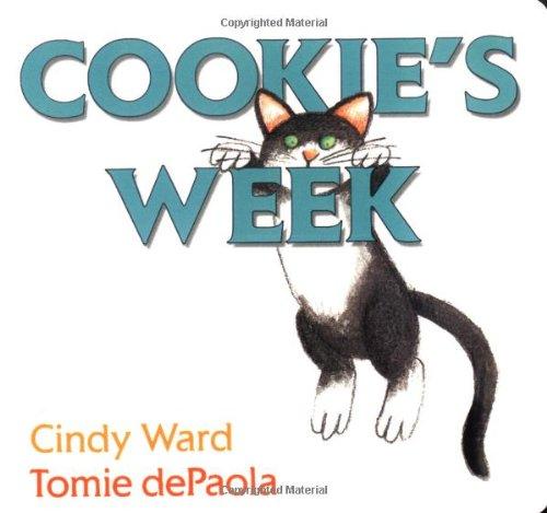 9780399243257: Cookie's Week