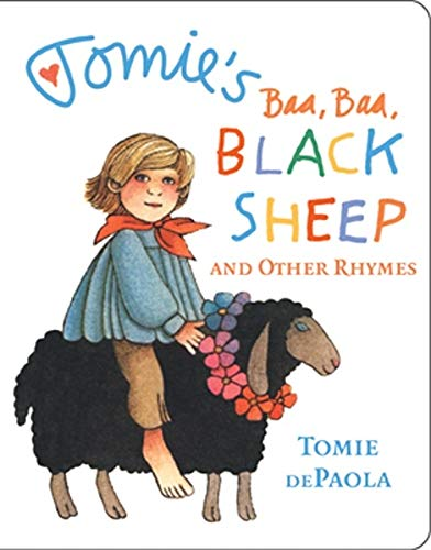 9780399243264: Tomie's Baa Baa Black Sheep and Other Rhymes
