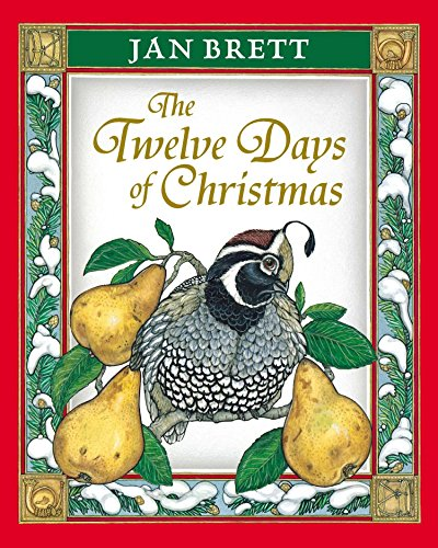 9780399243295: The Twelve Days of Christmas