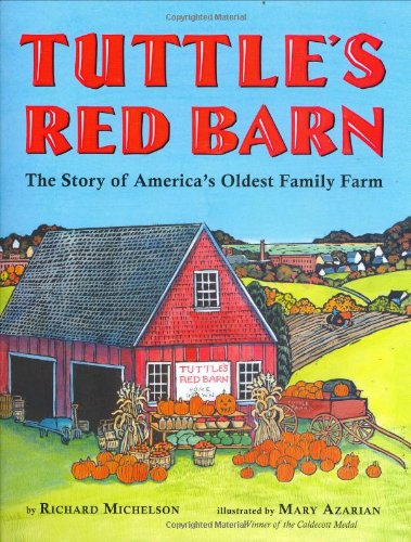 Tuttle's Red Barn: Michelson, Richard