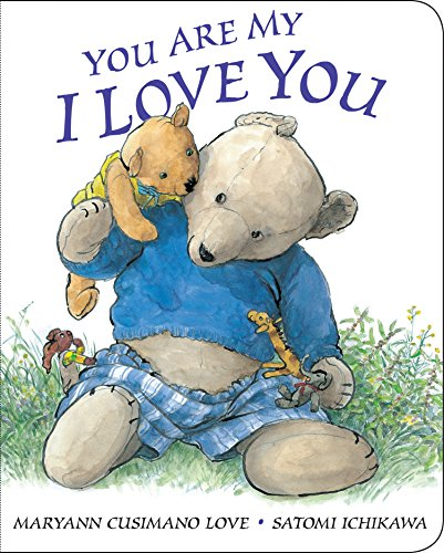 9780399243950: You Are My I Love You: board book