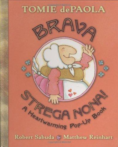 9780399244537: Brava, Strega Nona!: A Heartwarming Pop-Up Book
