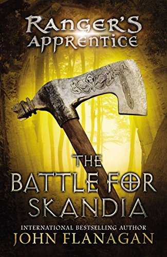 9780399244575: The Battle for Skandia (Ranger's Apprentice, Book 4)