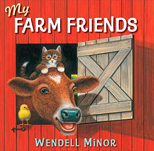 9780399244773: My Farm Friends