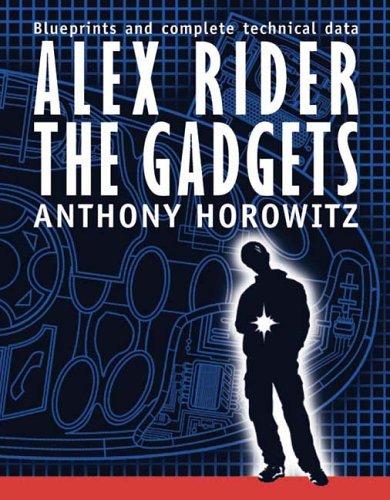 9780399244865: Alex Rider: The Gadgets