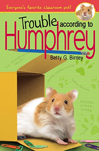 9780399245053: Trouble According to Humphrey