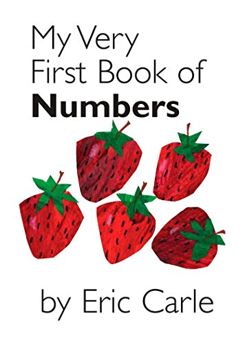 9780399245091: My Very First Book of Numbers