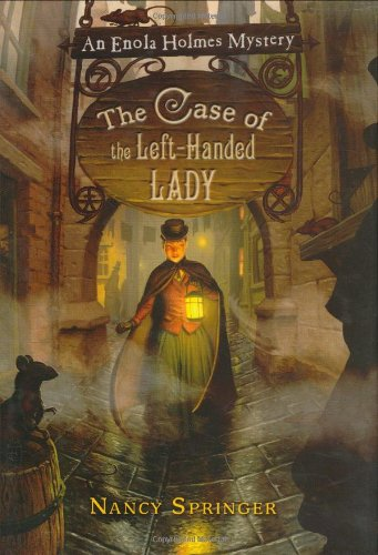 9780399245176: The Case of the Left-Handed Lady (Enola Holmes Mystery)