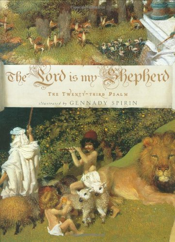 9780399245275: The Lord is My Shepherd