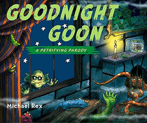 9780399245343: Goodnight Goon: a Petrifying Parody