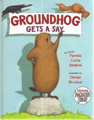 9780399245428: Groundhog Gets a Say