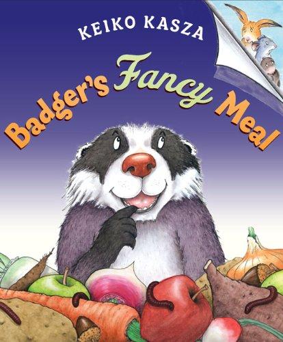 9780399246036: Badger's Fancy Meal