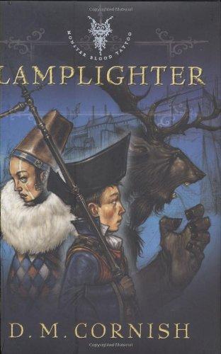 9780399246395: Lamplighter (Monster Blood Tattoo, Book 2)
