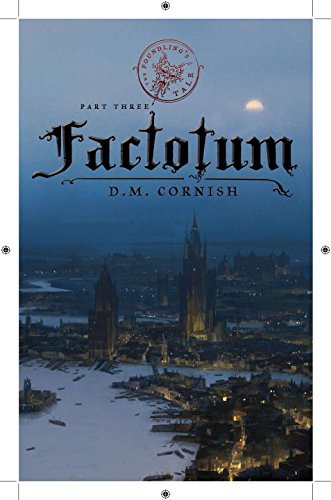 9780399246401: Factotum (Foundling's Tale)