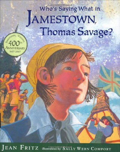9780399246449: Who's Saying What in Jamestown, Thomas Savage?