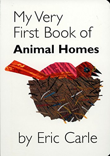 9780399246470: My Very First Book of Animal Homes