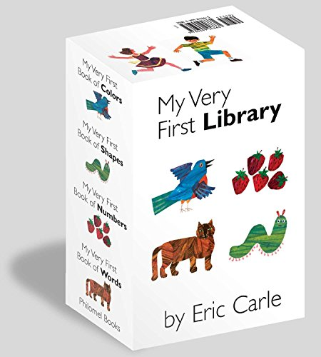 9780399246661: My Very First Library: My Very First Book of Colors, My Very First Book of Shapes, My Very First Book of Numbers, My Very First Books of Words