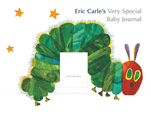 9780399246678: Eric Carle's Very Special Baby Journal