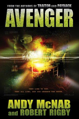 9780399246852: Avenger