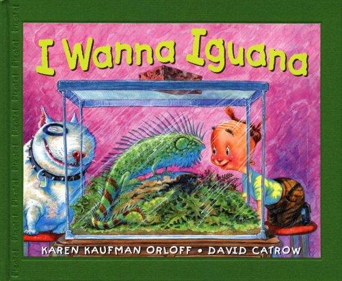 9780399246951: I Wanna Iguana [Modern Gem]