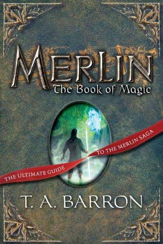 9780399247415: Merlin: The Book of Magic, Book 12 (Merlin Saga)