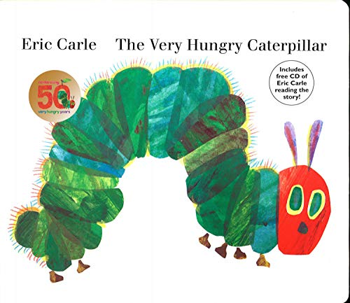 9780399247453: The Very Hungry Caterpillar: board book & CD
