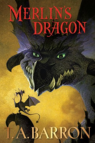 Merlin's Dragon (Merlin Saga): Barron, T. A.
