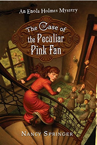 9780399247804: The Case of the Peculiar Pink Fan (Enola Holmes Mystery)