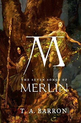 9780399250217: The Seven Songs of Merlin (Merlin Saga)