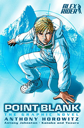 9780399250262: Point Blank: The Graphic Novel (Alex Rider)
