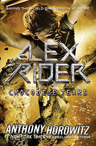 9780399250569: Crocodile Tears (Alex Rider, No. 8)
